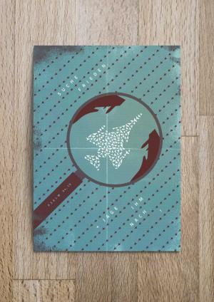 Jahreslosung 2019 DIN A6 Postkarte von undarstellbar